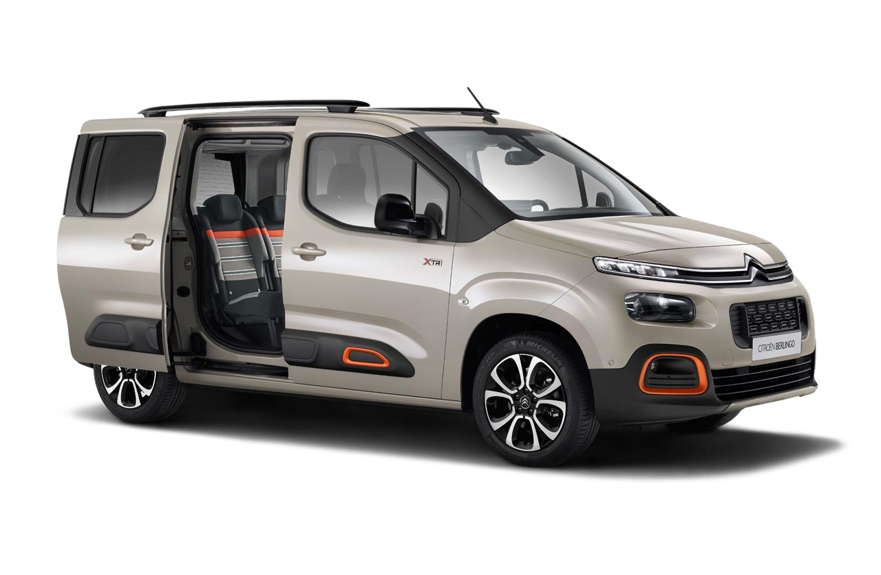 Nueva Citroën Berlingo