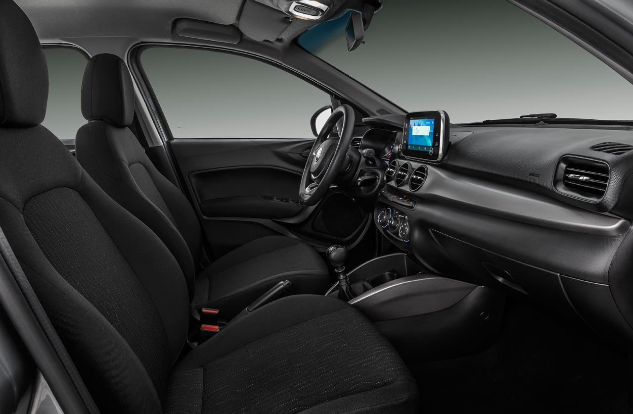 Interior Fiat Cronos