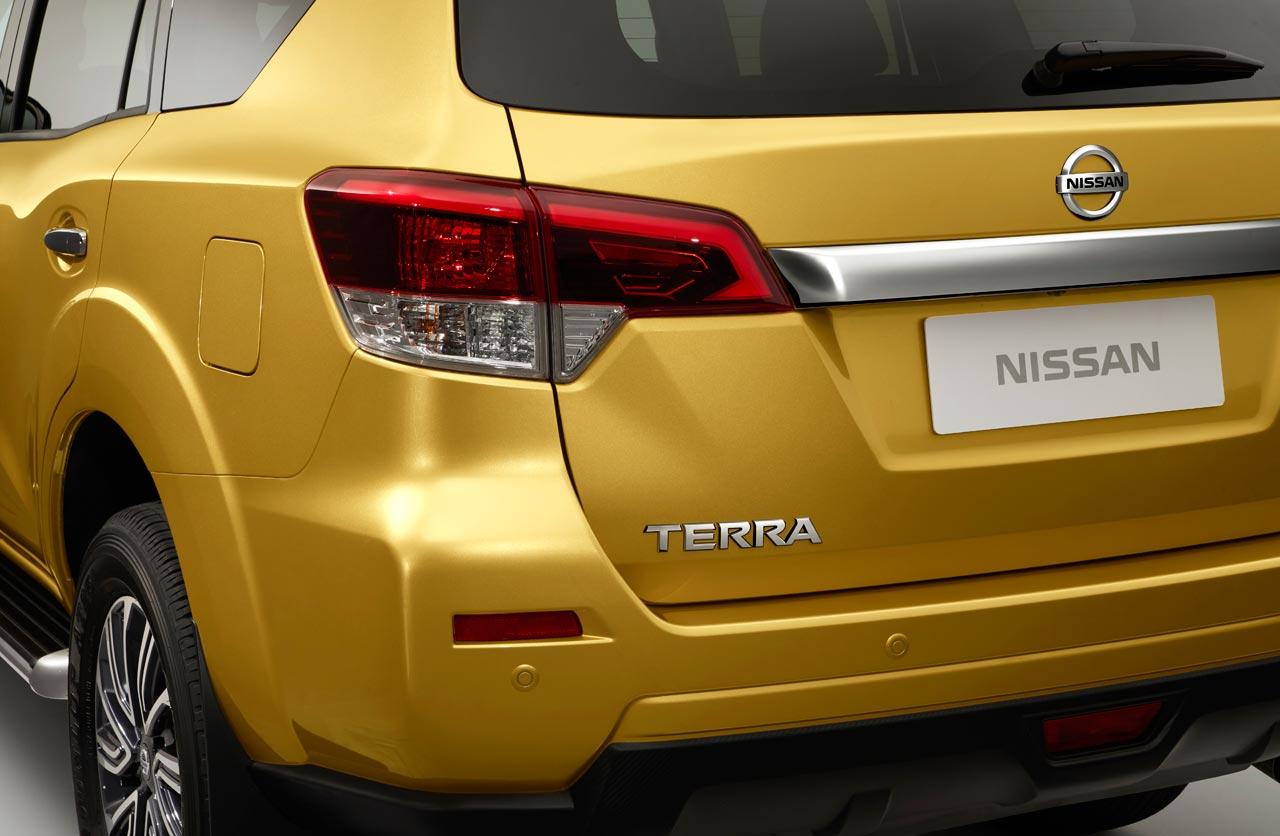Nissan Terra SUV Frontier