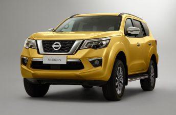 Así es el SUV de la Nissan NP300 Frontier
