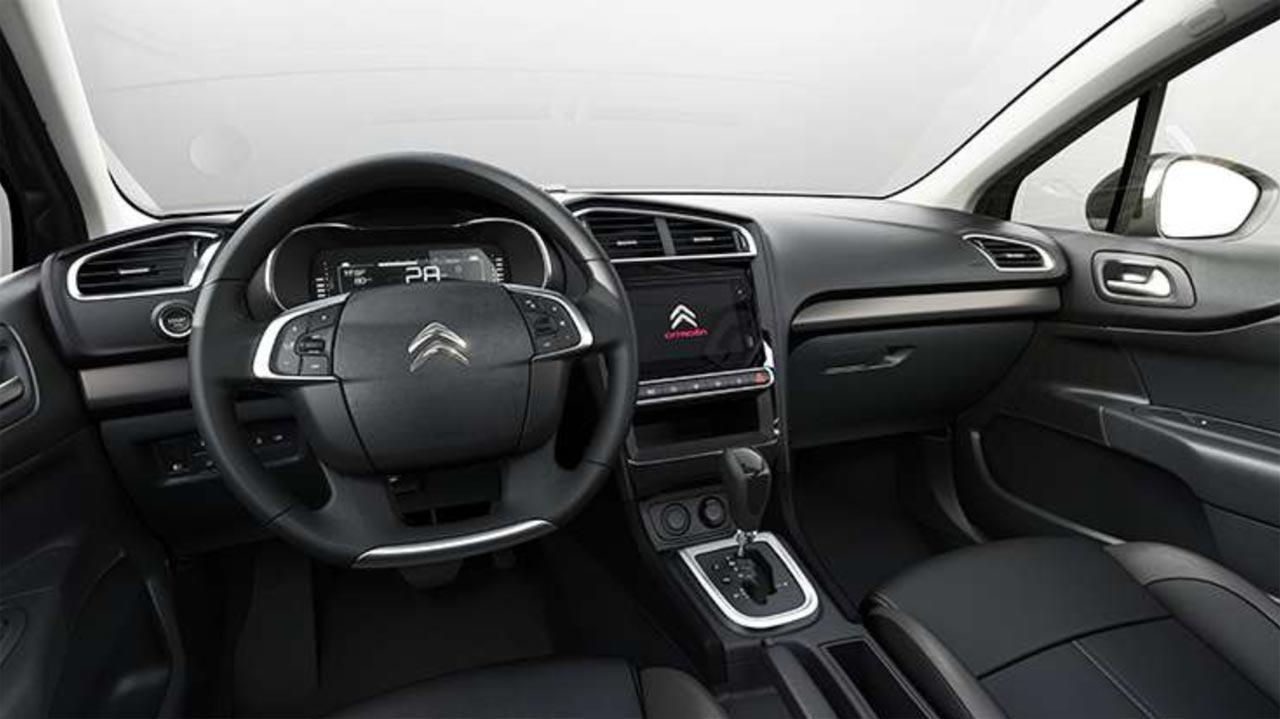 Interior Nuevo Citroën C4 Lounge
