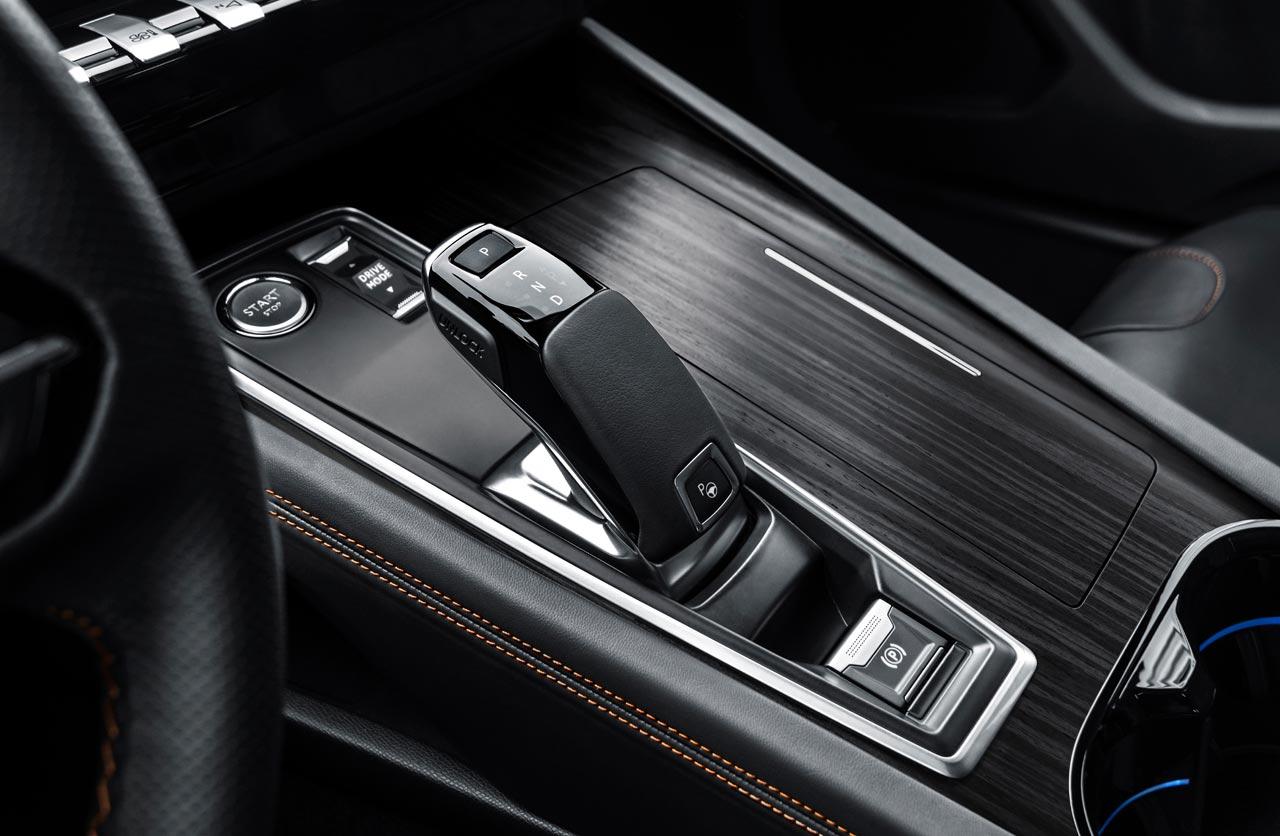 Transmisión Nuevo Peugeot 508