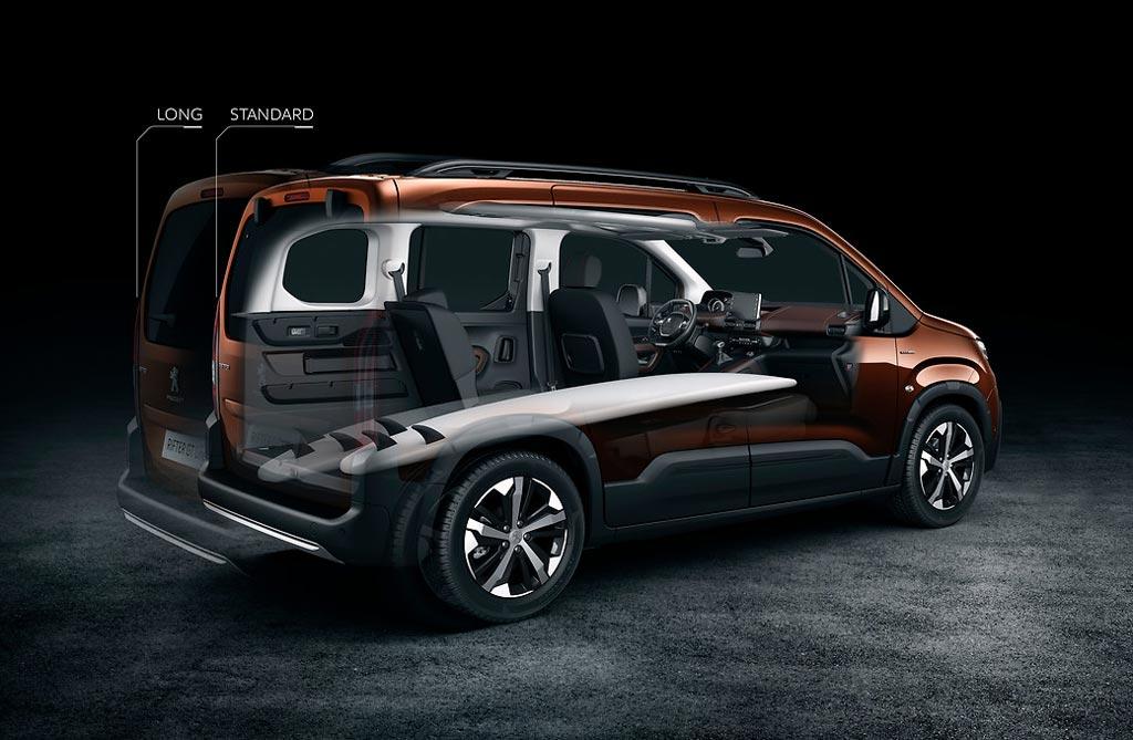 Peugeot Rifter Con Ustedes La Nueva Partner Mega Autos