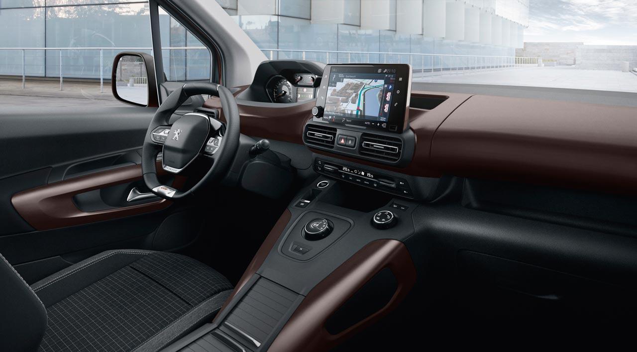 Peugeot Rifter: con ustedes, la nueva Partner - Mega Autos
