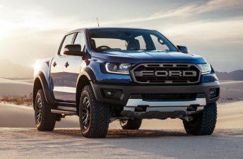 Esta es la Ford Ranger Raptor, con 213 CV