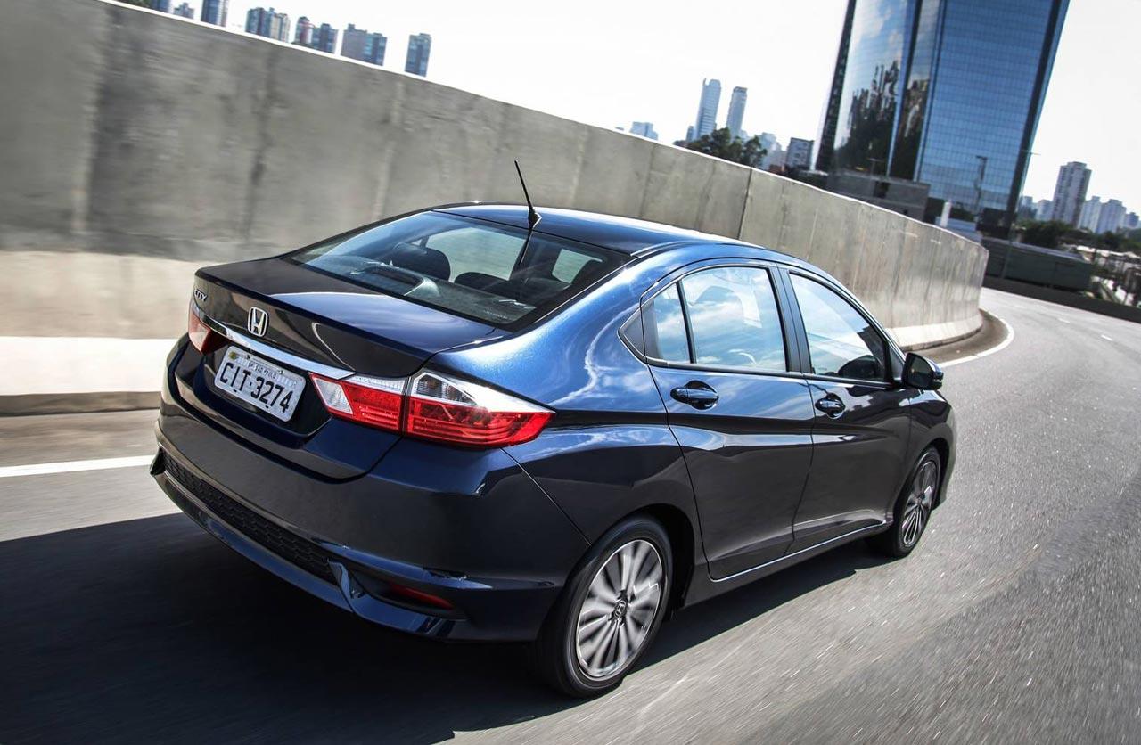 Honda renovó el City brasileño - Mega Autos