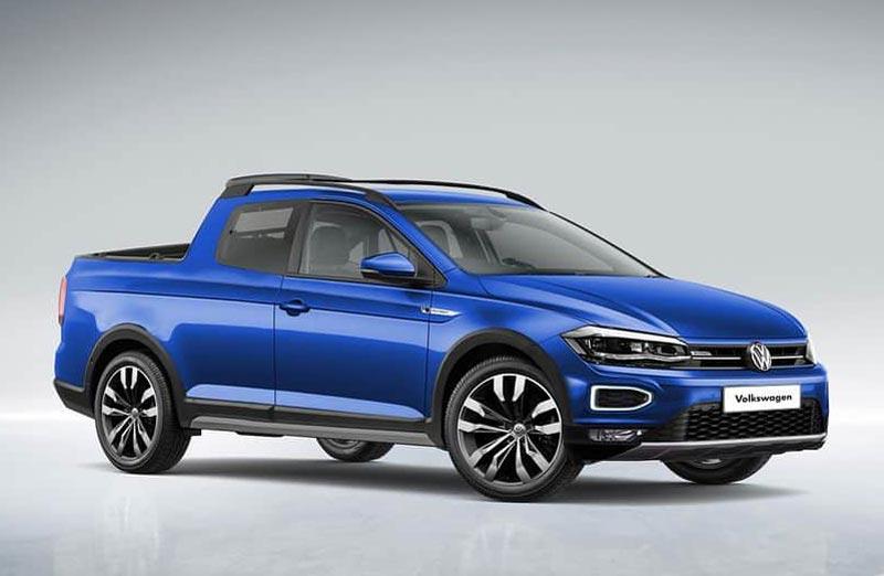 ¿Será así la próxima Volkswagen Saveiro?