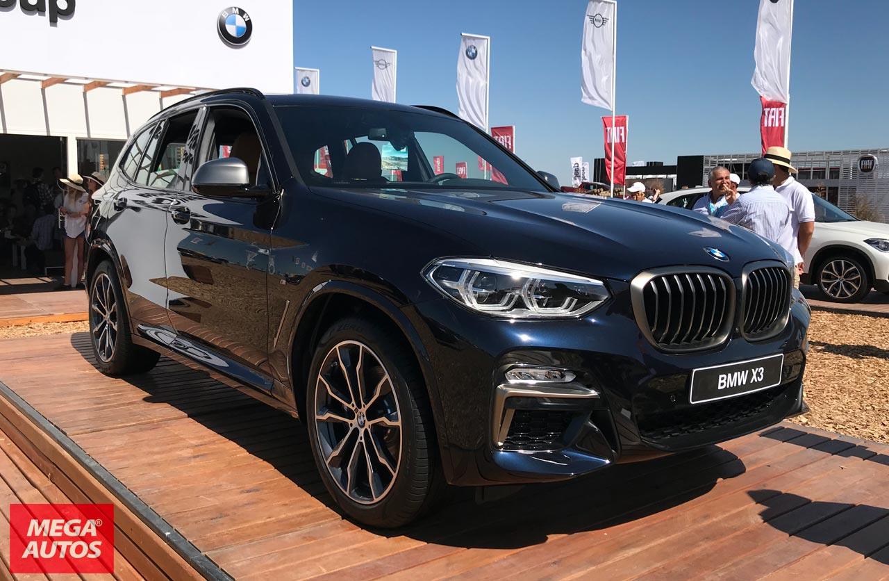 BMW anticipó la nueva X3 para Argentina