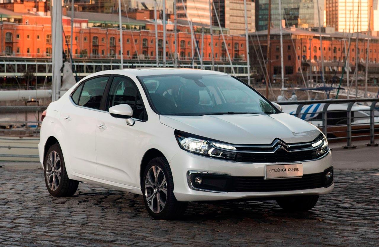 Citroën C4 Lounge 2018