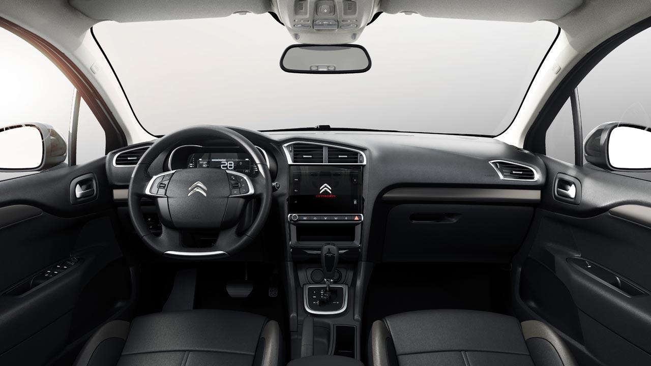 Interior Citroën C4 Lounge 2018