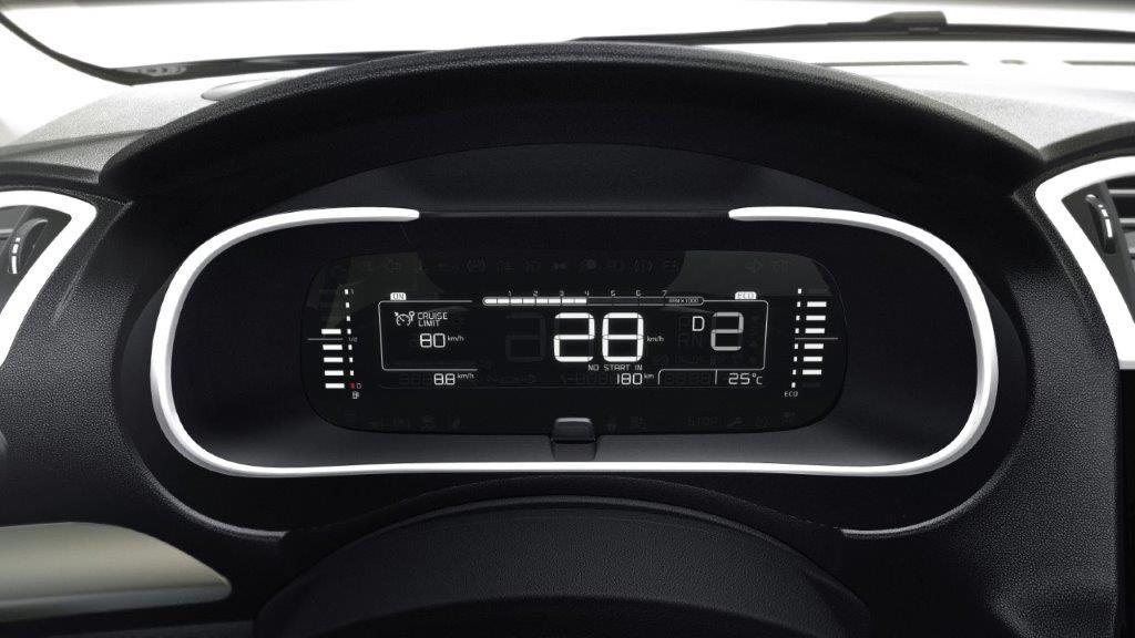 Tablero Citroën C4 Lounge 2018
