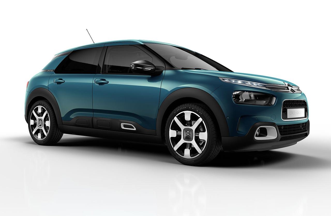 Citroën confirmó el C4 Cactus brasileño