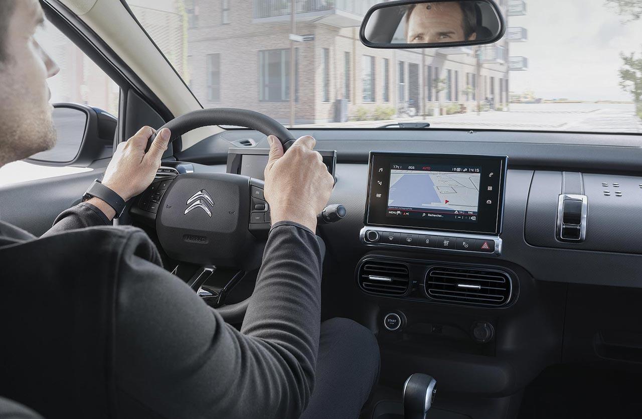 Interior Citroën C4 Cactus 2018