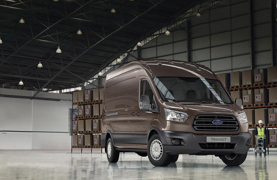 Ford renueva la gama de la Transit