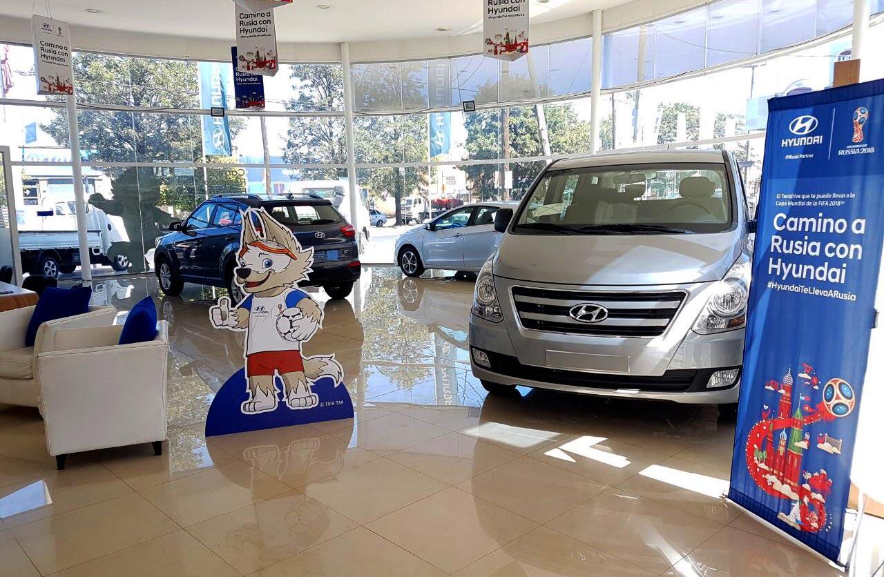 """Hyundai te lleva al Mundial con la campaña """"Camino a Rusia"""""""