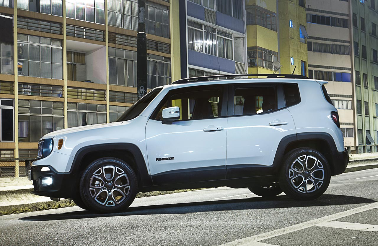 Jeep Renegade 2018