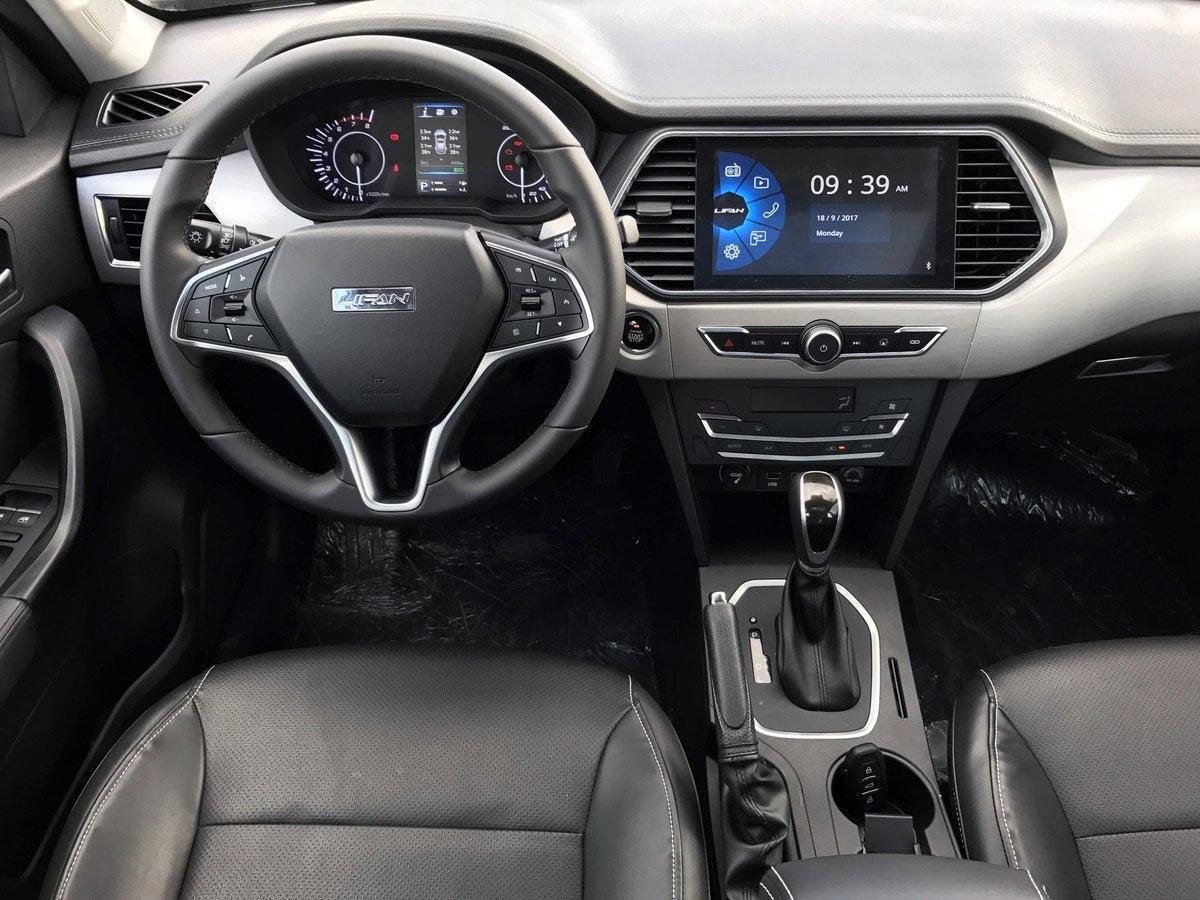 Interior Lifan X70