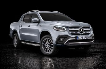 Esta es la pick up de Mercedes-Benz con 258 CV