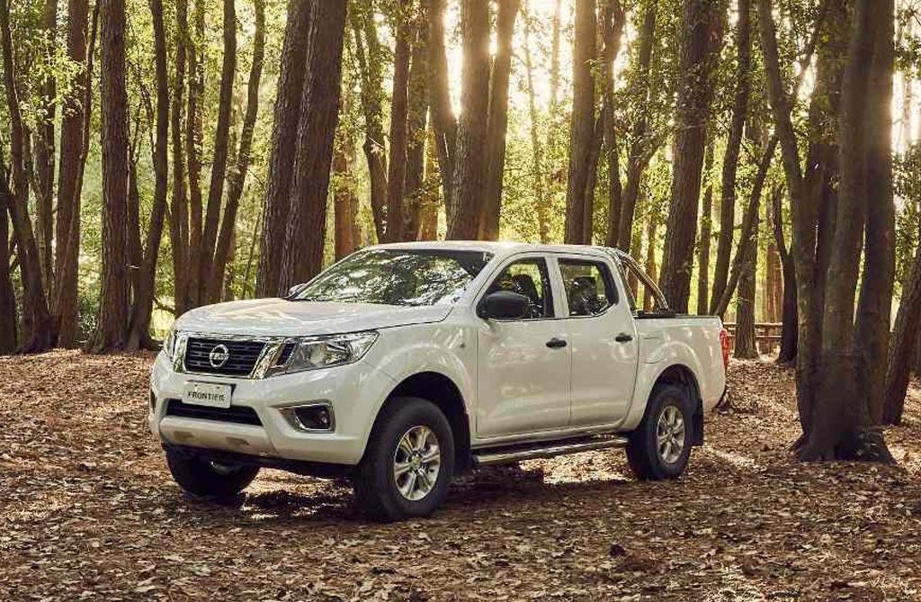 Nissan sumó una nueva versión para laFrontier