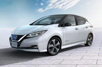 Nissan confirmó el Leaf para Argentina