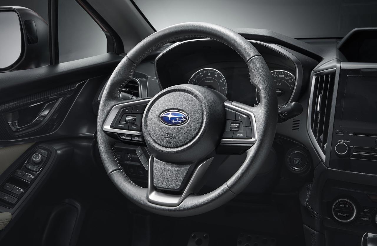Interior Nuevo Subaru Impreza