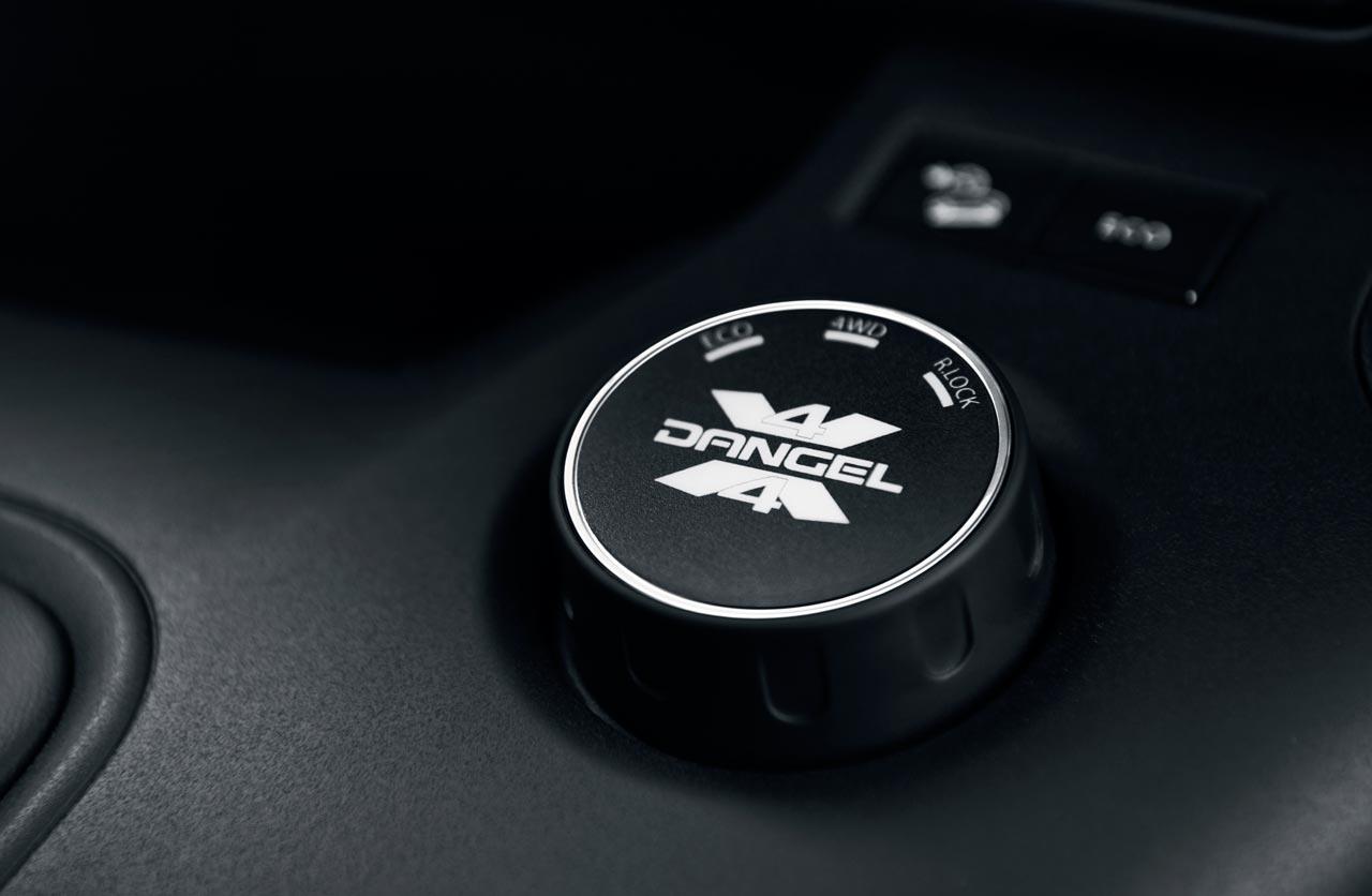 Modos Peugeot Rifter 4x4 Concept