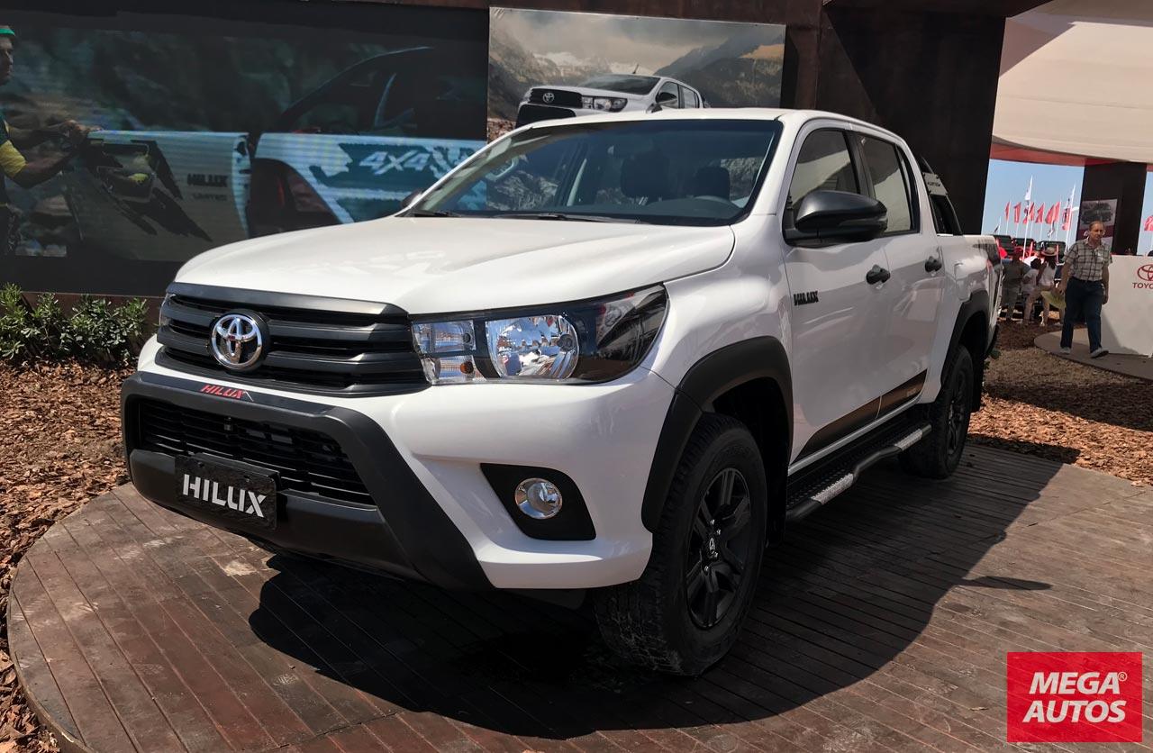 Toyota presentó en Expoagro su Plan Canje de granos