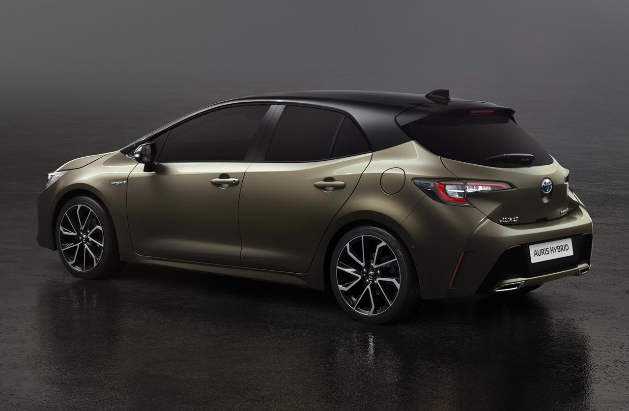 Nuevo Toyota Auris / Corolla