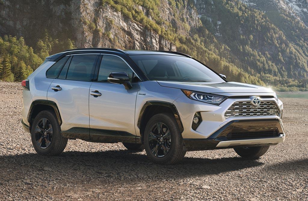 Nueva Toyota RAV4 2019