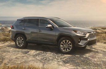 La nueva Toyota RAV4 se acerca a la región