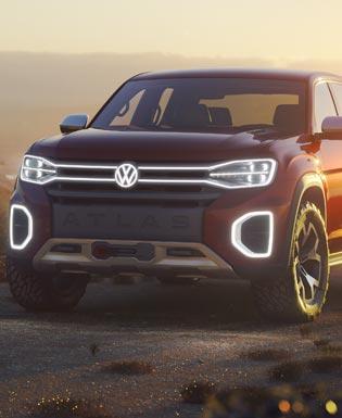 Ford desarrollará y producirá la próxima Volkswagen Amarok
