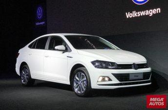 Volkswagen lanzó el Virtus en Argentina