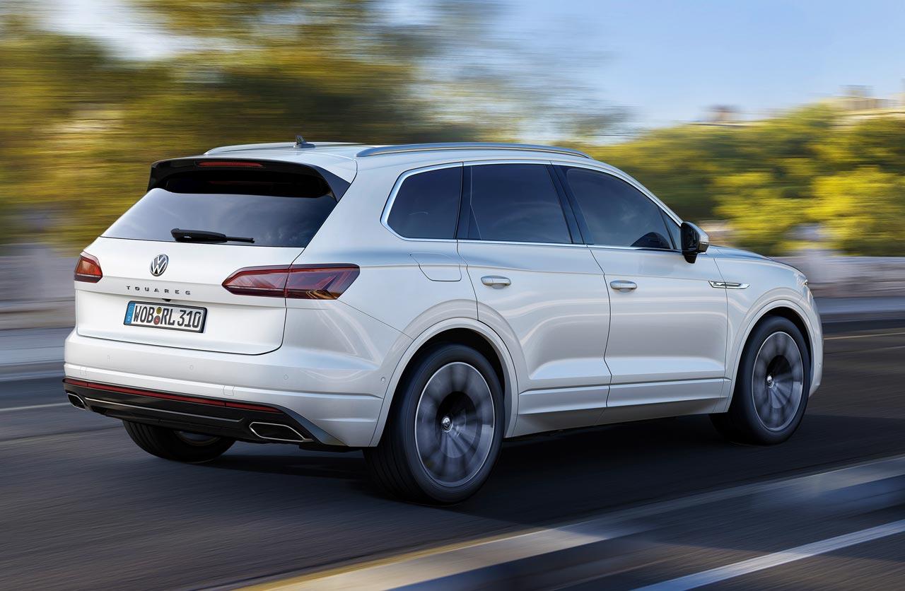 Con ustedes, la nueva Volkswagen Touareg - Mega Autos