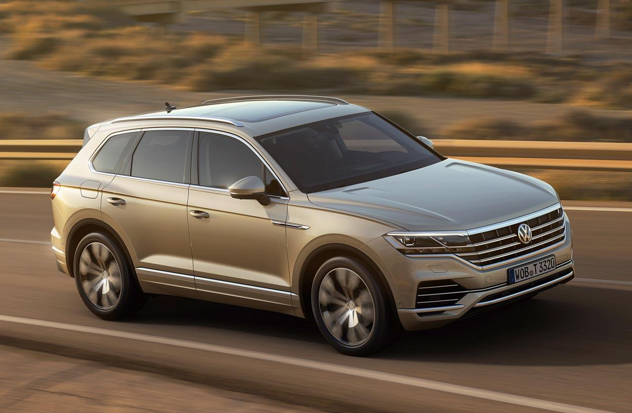 Nuevo Volkswagen Touareg 2019