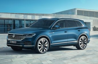 Llegó el nuevo Volkswagen Touareg