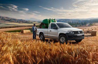 Volkswagen presenta Amarok Agroleasing
