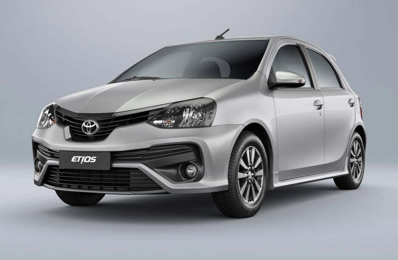 Toyota Etios 2019 con ESP