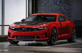 Chevrolet Camaro 2019, con motor turbo
