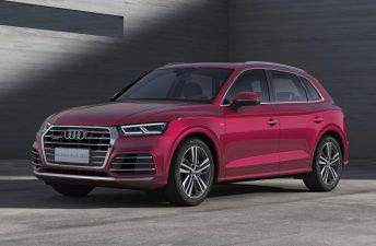 Este es el Audi Q5 más grande y confortable