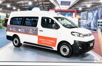 Citroën Jumpy, con nueva versión Minibus