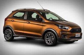 Nuevo motor brasileño para los Ford Ka FreeStyle y EcoSport