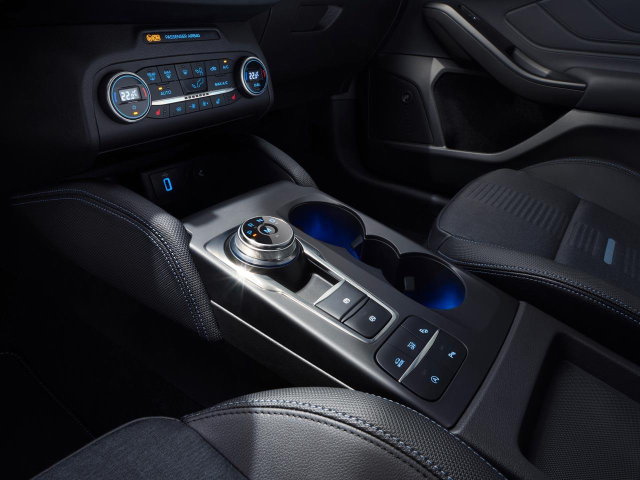 Interior Ford Focus Active
