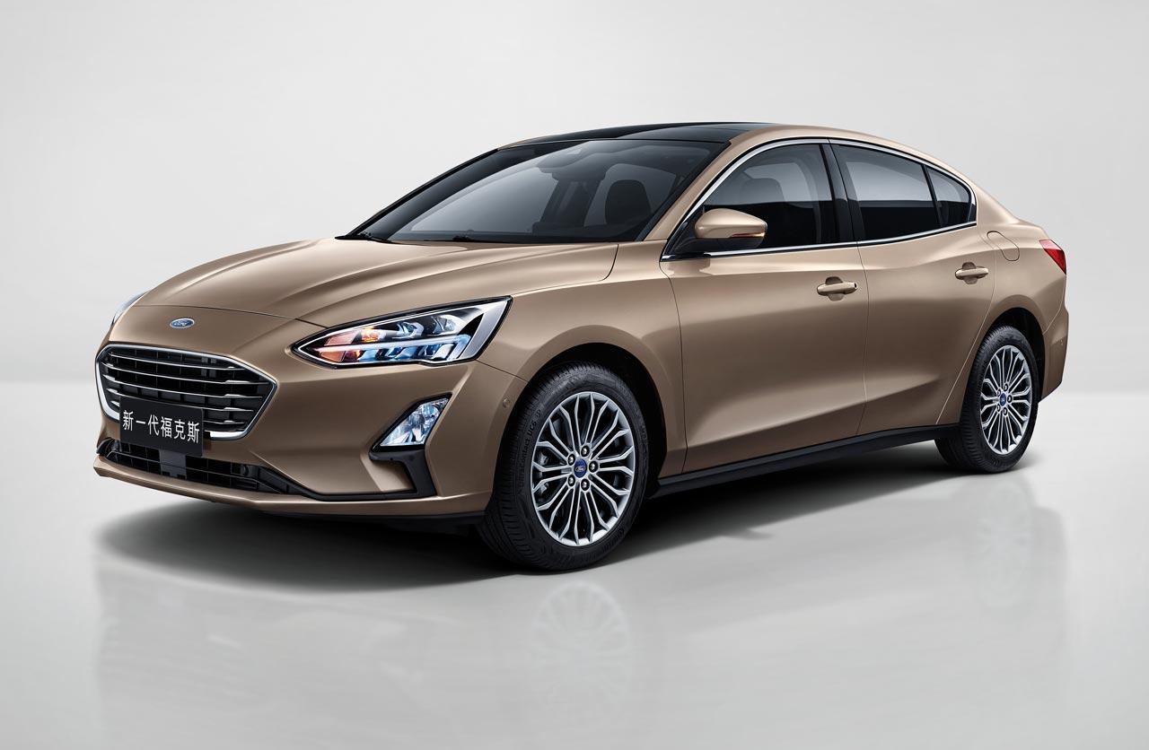 Nuevo Ford Focus Sedán