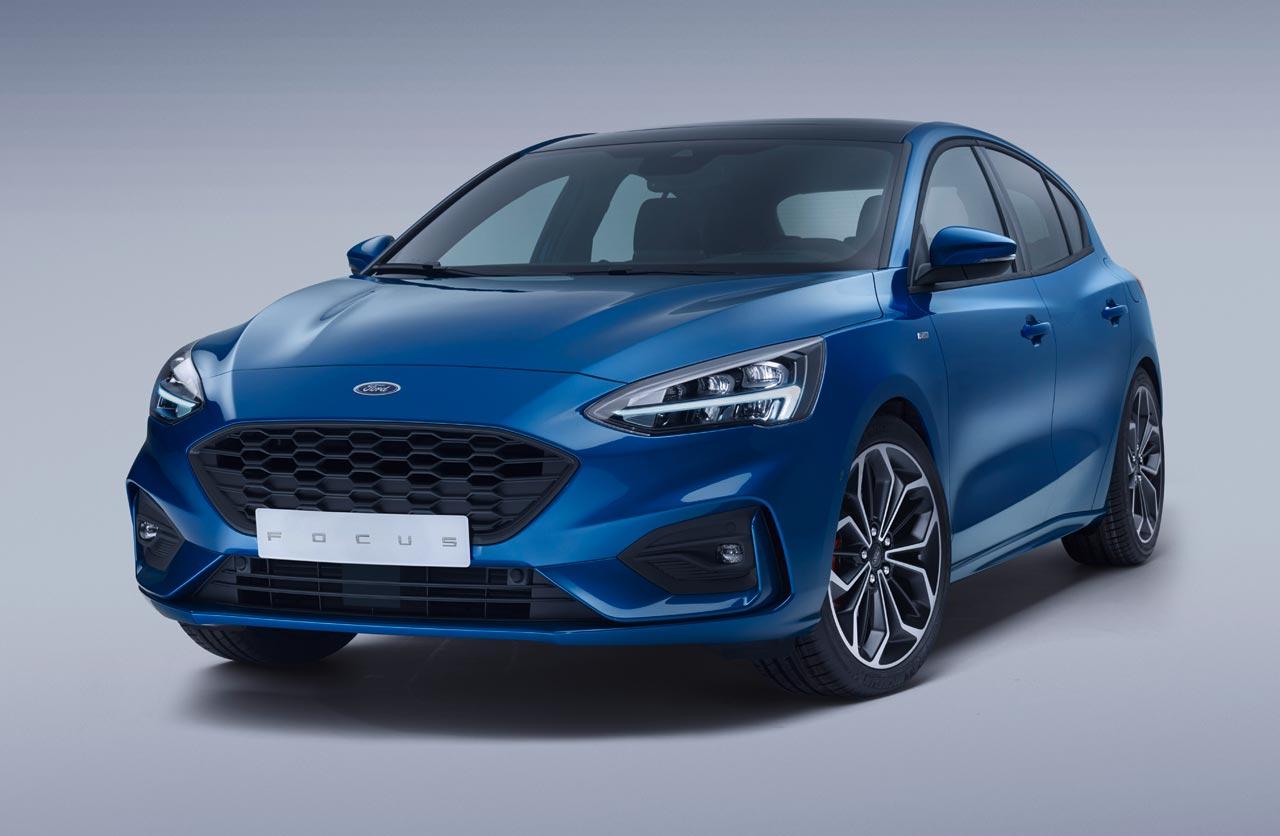 Nueva generación para el Ford Focus - Mega Autos