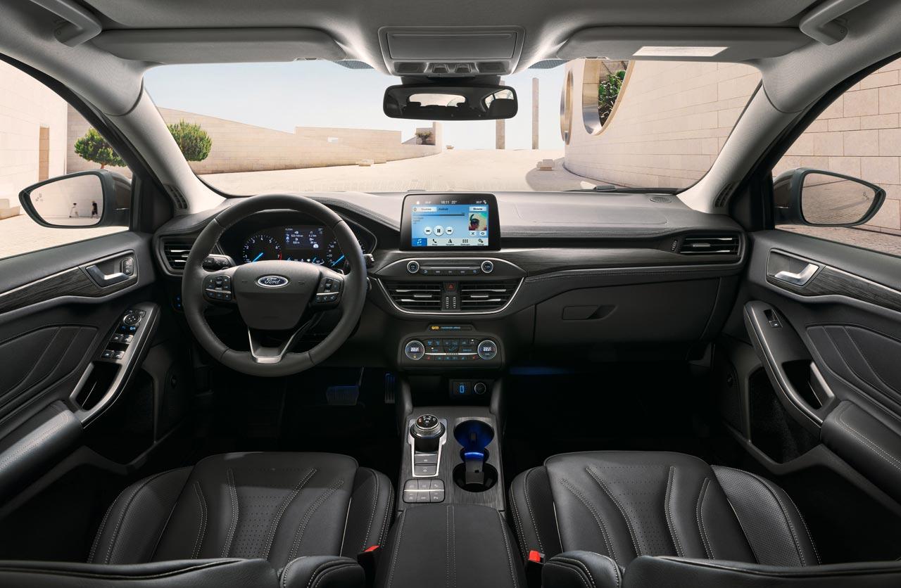 Interior Ford Focus Vignale
