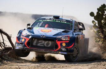 Hyundai: vehículo oficial del YPF Rally Argentina 2018