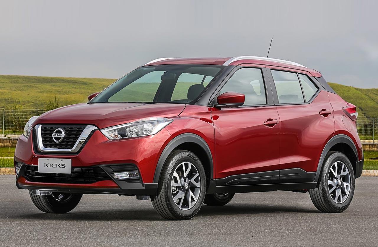 Nissan Kicks, con nueva versión Sense en Argentina