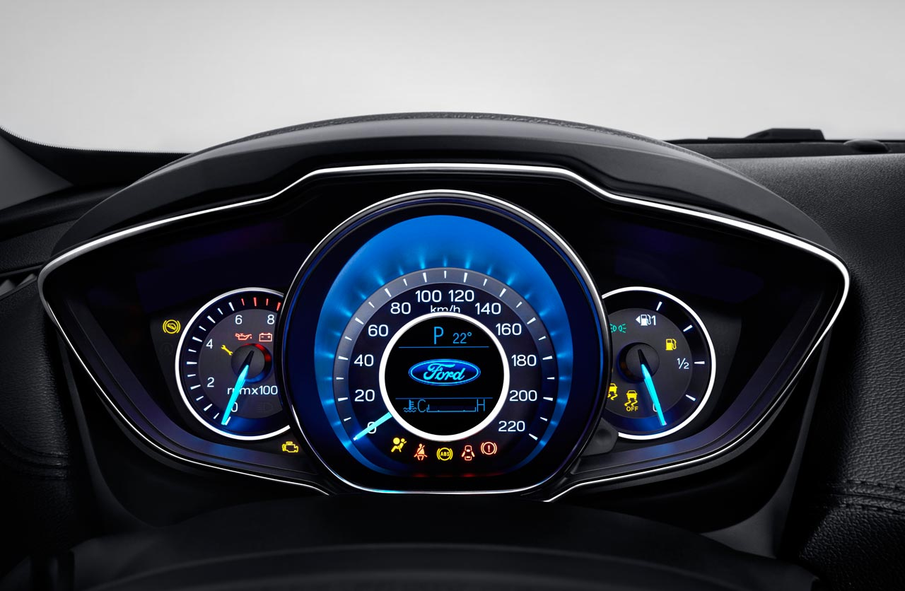Tablero Nuevo Ford Escort
