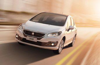 Argentina: cambios para los Peugeot 308 y 408