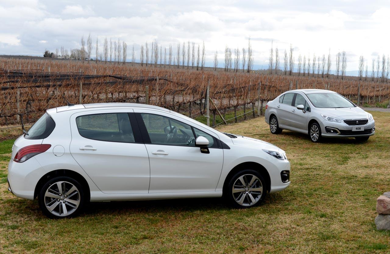 Peugeot 308 / 408